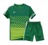 NK-509 Customize Team Green Soccer Jersey Kit(Shirt+Short)