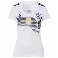 2018 Germany Home Women's Jersey Shirt