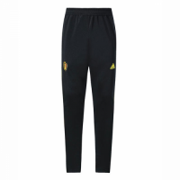 2018 Belgium Black Training Trousers