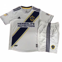 2018 La Galaxy Home Children's Jersey Kit(Shirt+Short)