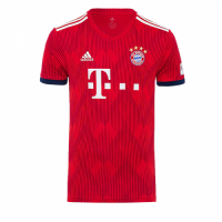 18-19 Bayern Munich Home Jersey Shirt