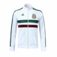 2018 World Cup Mexico White Tranining Jacket