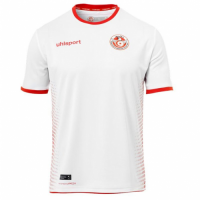 2018 World Cup Tunisia Home Soccer Jersey Shirt