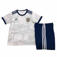 2018 World Cup Russia Away White Children's Jersey Kit(Shirt+Short)