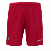 2018 World Cup Portugal Home Red Jersey Short