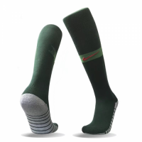 2018 World Cup Portugal Home Green Jersey Socks