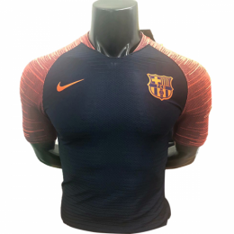 18-19 Barcelona Black Training Jersey Shirt(Player Version)