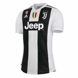 18-19 Juventus Home Soccer Jersey Shirt(Player Version)