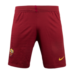 18-19 Roma Home Soccer Jersey Short(Player Version),