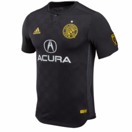 18-19 Columbus Crew SC Black Jersey Shirt(Player Version)