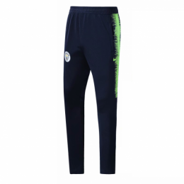 18-19 Manchester City Navy&Green Training Trouser,