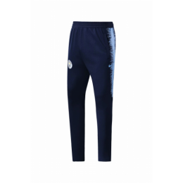 18-19 Manchester City Navy Training Trouser,