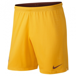 175e39c68d5 18-19 Roma Third Away Yellow Soccer Jersey Short