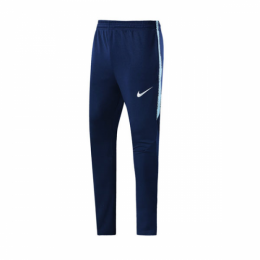 18-19 Chelsea Navy&Light Blue Training Trouser	,