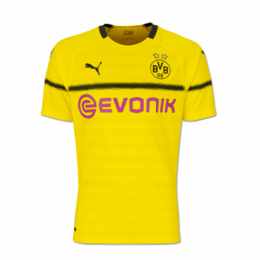 18-19 Borussia Dortmund Champion League Home Soccer Jersey Shirt