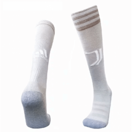 18-19 Juventus Away Gray Jersey Socks