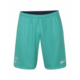 18-19 Tottenham Hotspur Third Away White Jersey Short	,