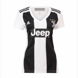 18-19 Juventus Home Women's Jersey Shirt