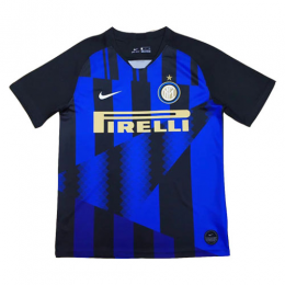 18-19  Inter Milan 20th Anniversary Home Jerseys Shirt
