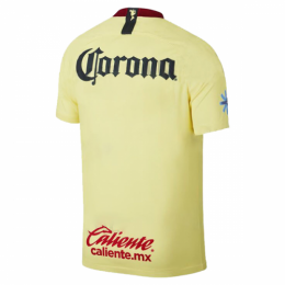 18-19 Club America Home Soccer Jersey Shirt