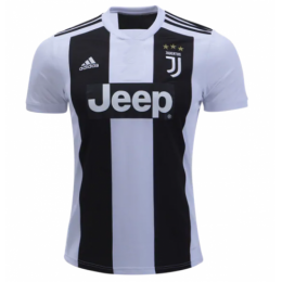 bee9e26b9 18-19 Juventus Home Soccer Jersey Shirt(Player Version)