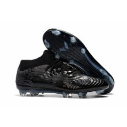 PM One 18.1 Syn FG Soccer Cleats-All Black