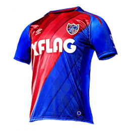 2019 FC Tokyo Home Blue&Red Soccer Jerseys Shirt	