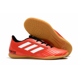 AD X Predator 19.4 IN Soccer Cleats-Orange&White	