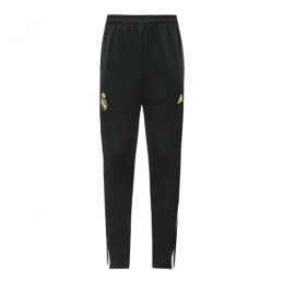 19-20 Real Madrid Black Training Trouser