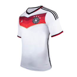 2014 World Cup Germany Home Retro Soccer Jersey Shirt,