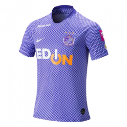 2019 Sanfrecce Hiroshima Home Purple Jerseys Shirt