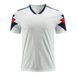 Customize Team Winner White&Navy Soccer Jerseys Kit(Shirt+Short)