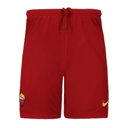 19/20 Roma Away Red Soccer Jerseys Short,