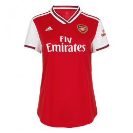 19/20 Arsenal Home Red Women's Jerseys Shirt