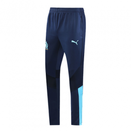 19/20 Marseilles Navy&Light Blue Training Trouser(Player Version),