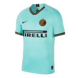 19/20 Inter Milan Away Green Soccer Jerseys Shirt(Player Version) ,