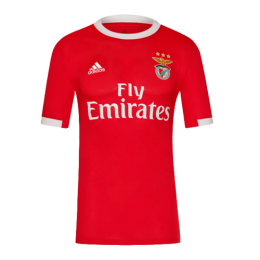 19-20 Benfica Home Red Soccer Jerseys Shirt