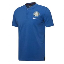 19/20 Inter Milan Blue Grand Slam Polo T-Shirt