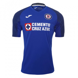 19/20 CDSC Cruz Azul Home Blue Soccer Jerseys Shirt,