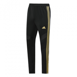 2019 Algeria Black&Yellow Training Trouser