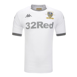 19/20 Leeds United Home White Jerseys Shirt