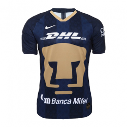 19/20 UNAM Pumas Away Navy Soccer Jerseys Shirt(Player Version),