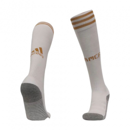 19-20 Real Madrid Home Soccer Jerseys Socks,