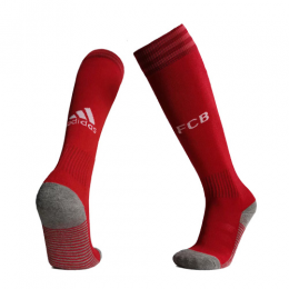 19/20 Bayern Munich Home Red Jerseys Socks