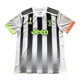 19/20 Juventus X Palace Home Soccer Jerseys Shirt(Player Version),