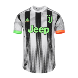19/20 Juventus X Palace Home Soccer Jerseys Shirt(Player Version)