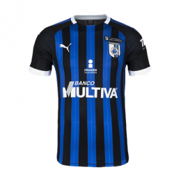 19/20 Queretaro Home Blue Soccer Jerseys Shirt