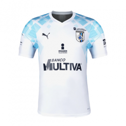 19/20 Queretaro Away White Soccer Jerseys Shirt
