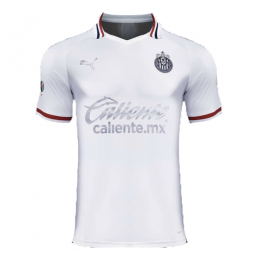 2020 Chivas Guadalajara Third Away White Jerseys Shirt
