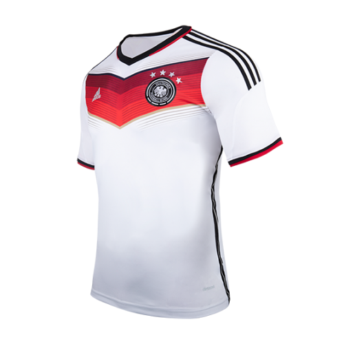 reputable site fc55c 8c2fb 2014 World Cup Germany Home Retro Soccer Jersey Shirt
